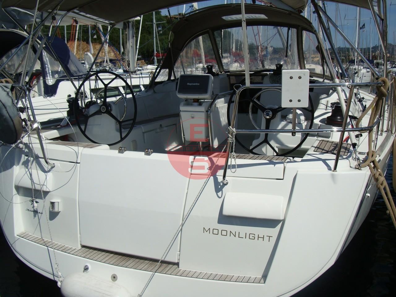 Sun Odyssey 439ì Moonlight2