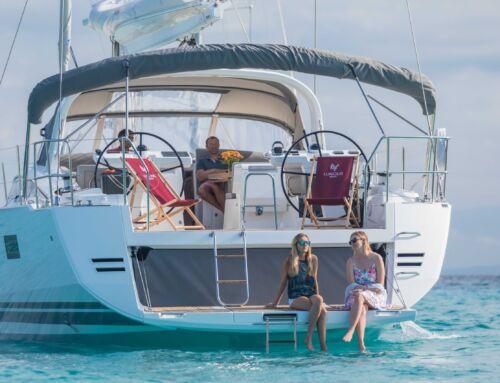 Le migliori vacanze si fanno in Barca a Vela